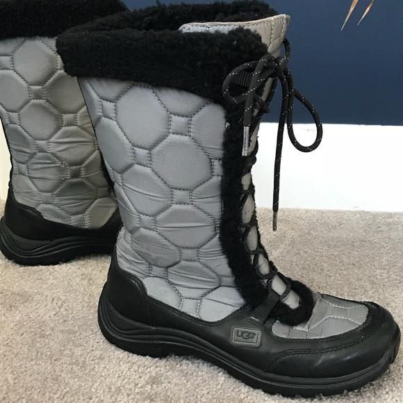 waterproof ugg boots vibram sole